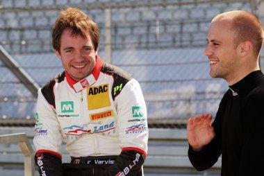 Frédéric Vervisch & Laurens Vanthoor