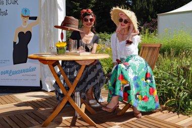 sfeerbeeld 2016 Classic Days Schloss Dyck Oldtimer Event