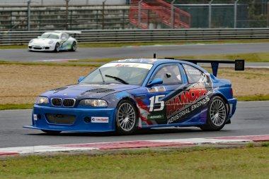 Hamofa Motorsport - BMW M3 GTR
