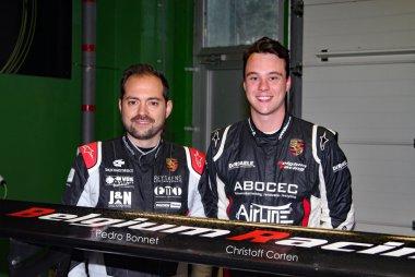 Pedro Bonnet & Christoff Corten