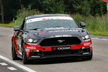 Skylimit Yokohama Race Team - Ford Mustang