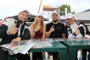 Nick Geelen/Danique Allaerts/Davy Suffeleers/Menno Kuus - Skylimit Yokohama Race Team
