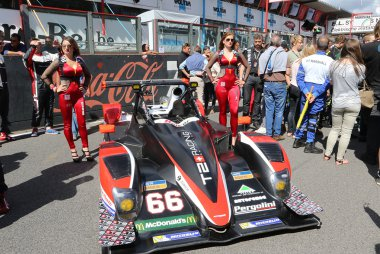 T2 Racing Switzerland - Ligier JS53evo2