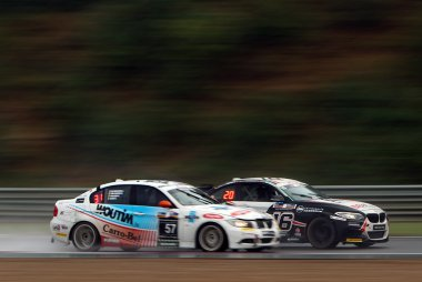 QSR Racing & Carrosserie Vannerum - BMW Clubsport & BMW M235i Cup