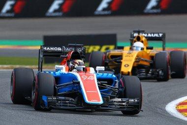 Pascal Wehrlein - Manor Racing MRT