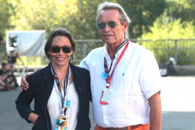 Vanina Ickx & Jacky Ickx