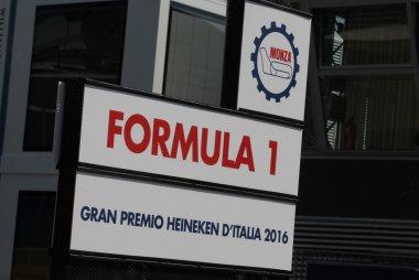 F1 GP Italië 2016