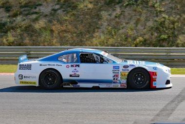 Marc Goossens - Brass Racing Ford Mustang