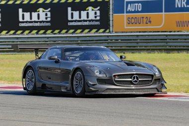 Raymond Vos/Tom Onslow-Cole - Mercedes SLS AMG GT3