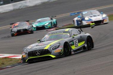 HTP Mercedes AMG GT3
