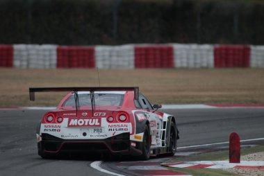 Nissan GT Academy Team RJN - Nissan GT-R Nismo GT3
