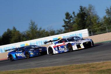 Saintéloc Racing Audi R8 LMS