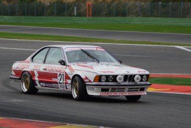 BMW 635 CSI 1985