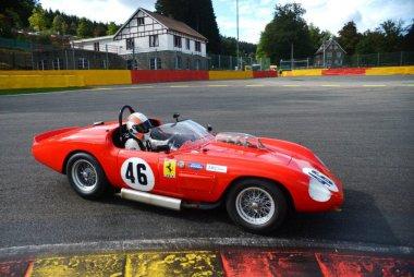 Bobby Verdon-Roe/Sam Hancock - Ferrari 246S