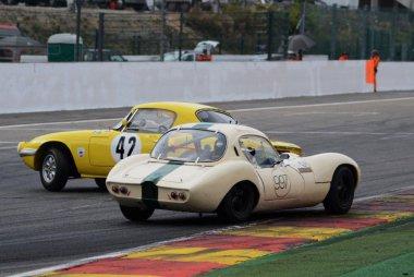 Lotus Elan S1 & Ginetta G4