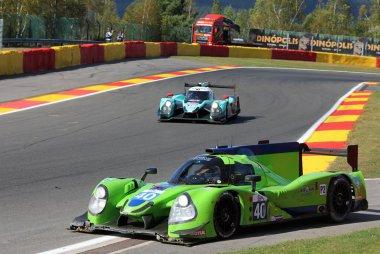 Krohn Racing - Ligier JS P2 Nissan