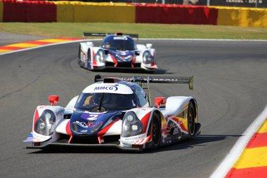 United Autosports - Ligier JS P3 Nissan