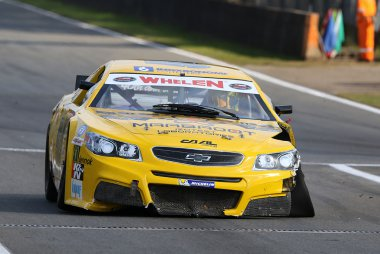 Alon Day - CAAL Racing Chevrolet SS