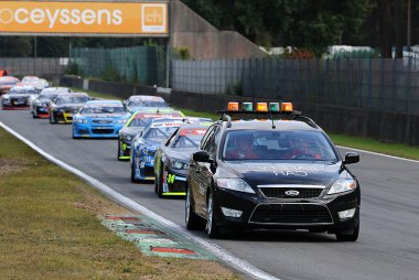 Safety Car 2016 NWES American Festival Zolder Elite 1 Race 1
