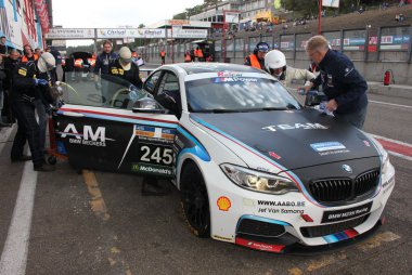 MSE - BMW M235i Racing Cup