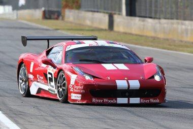DVB Racing - Ferrari 458 Challenge