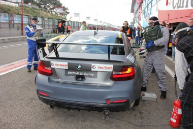 Team Smartoys by Red Ant Racing - BMW M235i Cup
