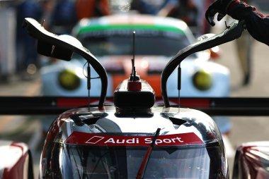 Audi Sport Team Joest - Audi R18
