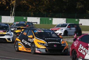 Boutsen Ginion Racing - Honda Civic TCR