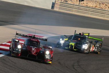 RGR Sport by Morand & ByKolles Racing - Ligier JS P2 Nissan & CLM P1/01 AER