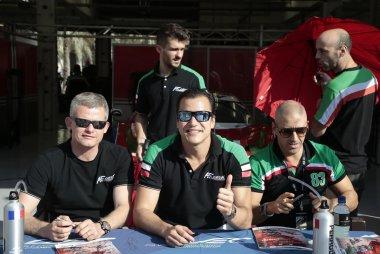 Emmanuel Collard, François Perrodo & Rui Águias - AF Corse #83