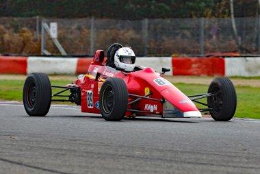 Patrick Sauzedde - Formula Ford