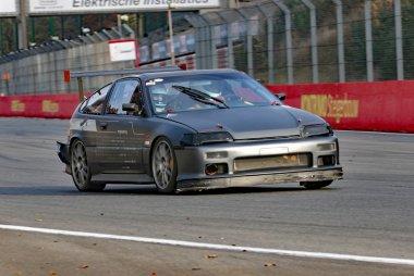 Vincent Steels/Jeremy Princen - Honda CRX