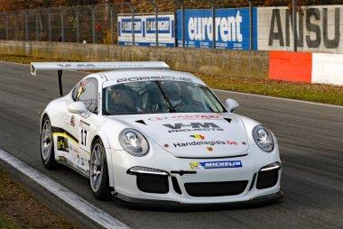 Jürgen van Hover - Porsche 991 GT3 Cup
