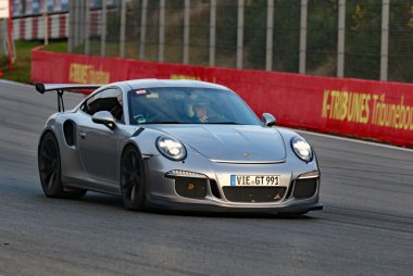 Christopher Gerhard/Marc Poos - Porsche GT3 RS