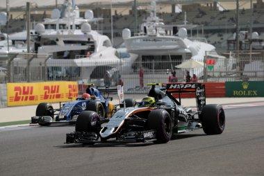 Sergio Pérez - Force India