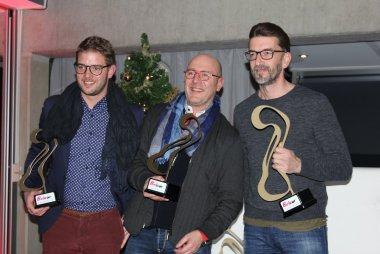 Podium 2016 Belcar Endurance Championship Belcar 1