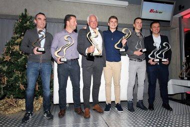 Podium 2016 Belcar Endurance Championship Belcar 2