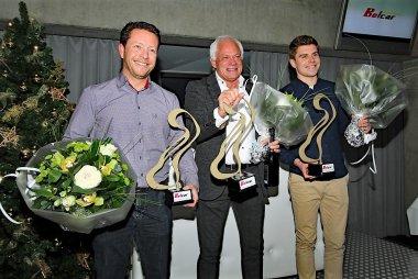 Tim Joosen, Luc De Cock & Sam Dejonghe - Deldiche Racing