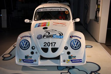 VW Fun Cup Awards Night 2016