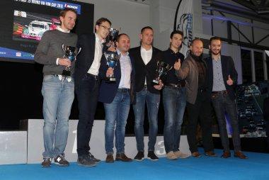 Mega Fun Team RLB - 3de plaats The 25 Hours VW Fun Cup