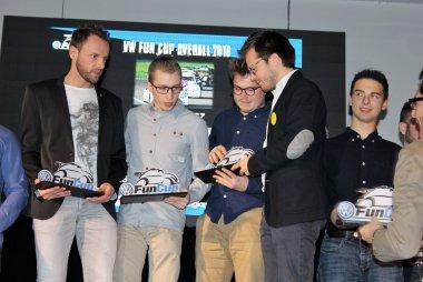 Netcom by Allure Team - winnaars VW Fun Cup Overall 2016