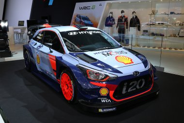 Hyundai Motorsport - Hyundai i20 WRC