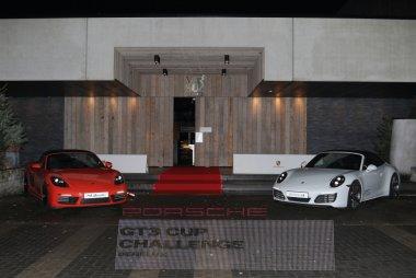 Porsche GT3 Cup Challenge Benelux Huldiging