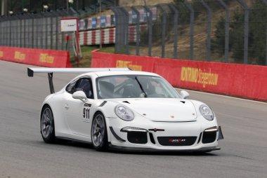 Edward Grouwels - Porsche 911 GT3 Cup