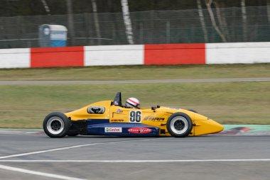 Pascal Monbaron - Formula Ford van Diemen z tech