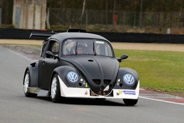Claude Poncelet - VW Fun Cup