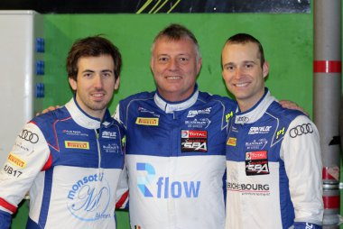 Romain Monti, Christian Kelders & Christopher Haase