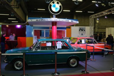 Antwerp Classic Salon 2017 - BMW