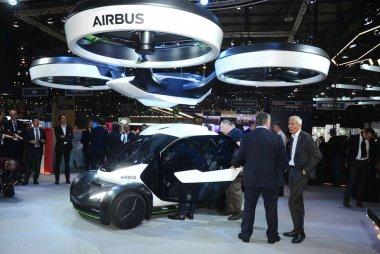Airbus drone concept