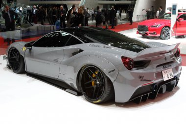 Liberty Walk Ferrari 488